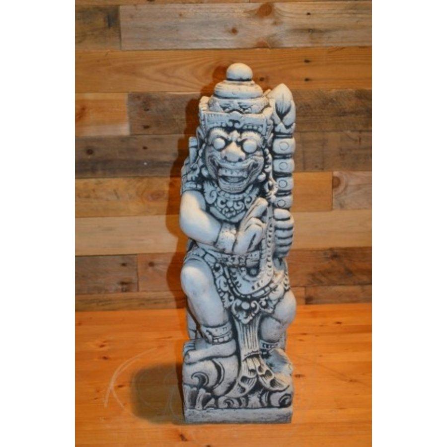 Balinese tempelwachter van het hindoeïsme-1