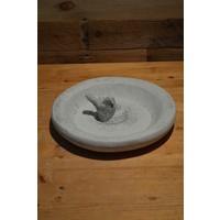 thumb-Waterbak met vogeltje-2