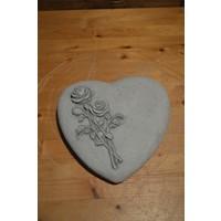 thumb-Liggend hart met rozen-2