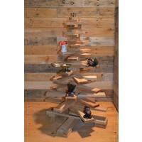 thumb-Kleine kerstboom van pallethout-3