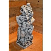 thumb-Balinese tempelwachter  links kijkende-2