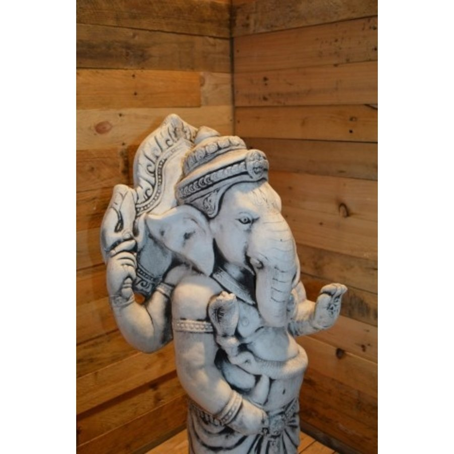 Staande Ganesha-7