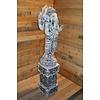 Meulenveld Tuinbeelden Staande Ganesha + pilaar
