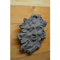thumb-Vader natuur eikenblad als hangende decoratie.-3