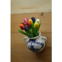 thumb-Hollands hangvaasje met houten tulpen-4