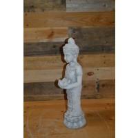thumb-Staande Shiva met theelicht houder-2