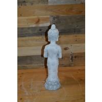 thumb-Staande Shiva met theelicht houder-3