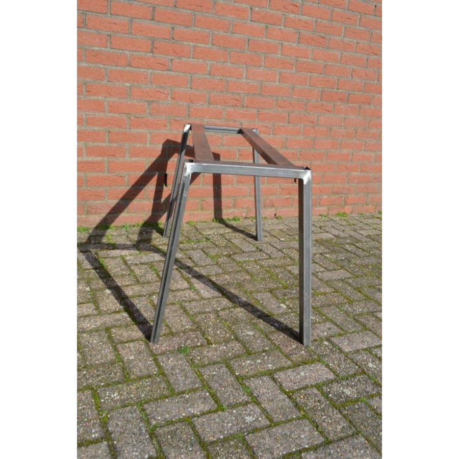 Tweedehands Design Meubels: Tafel Onderstel│Industrieel Metalen Tafelpoot│Bureau