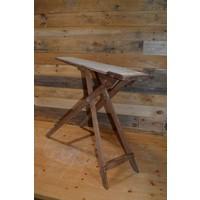 thumb-Ouderwets kinder strijkplankje van hout-1