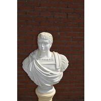 thumb-Caesar buste op pilaar-3