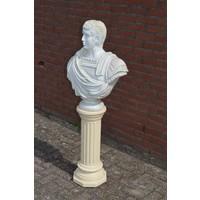 thumb-Caesar buste op pilaar-5
