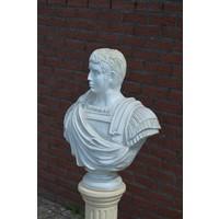 thumb-Caesar buste op pilaar-6
