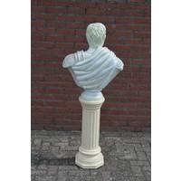 thumb-Caesar buste op pilaar-8