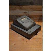 thumb-Bekro metalen vintage kassa met lade voor decoratie-3