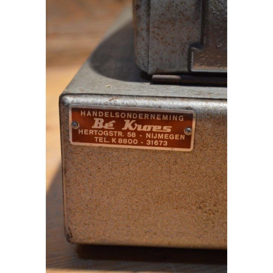 Bekro metalen vintage kassa met lade voor decoratie-7