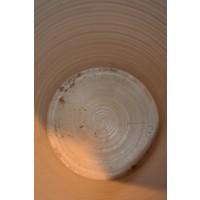 thumb-Zuurkool pot met steen en houten plank voor decoratie-4