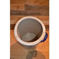 thumb-Zuurkool pot met steen en houten plank voor decoratie-5