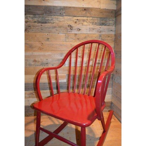 Edsby verken Zweeds design schommelstoel