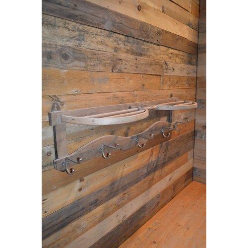 Design kapstok van hout