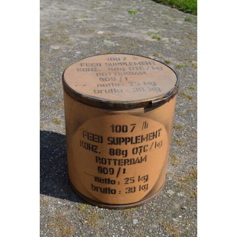 Brocante feed suplement transport ton van Nutrivit-1