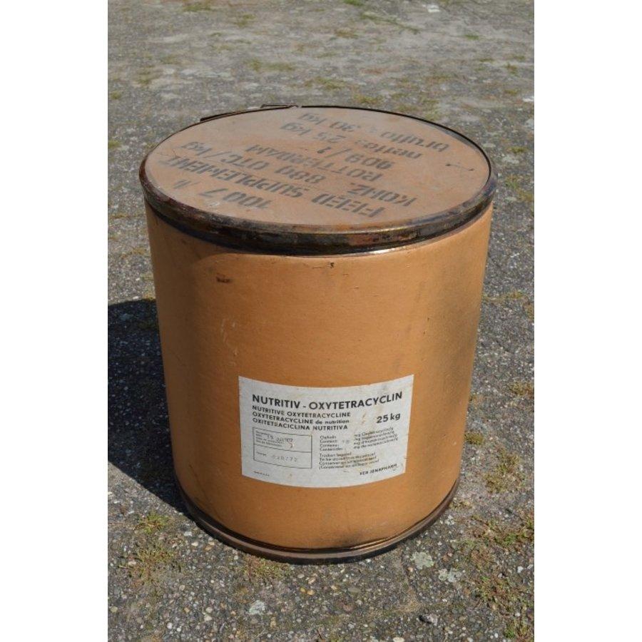 Brocante feed suplement transport ton van Nutrivit-5