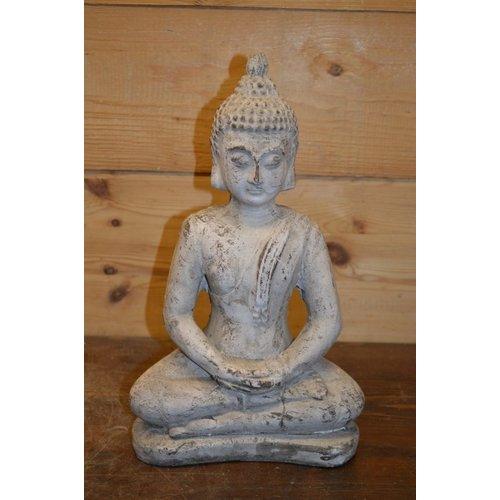 Boeddha van gietbeton