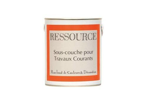 Ressource Peintures Sous-couche pour Travaux Courants