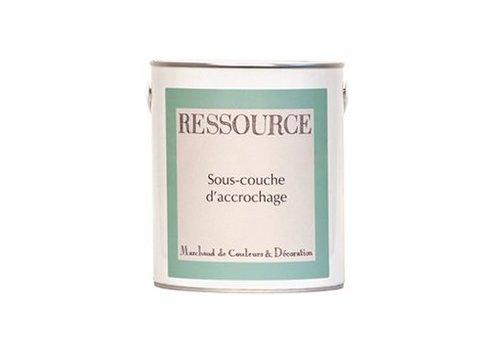 Ressource Sous-couche d'accrochage