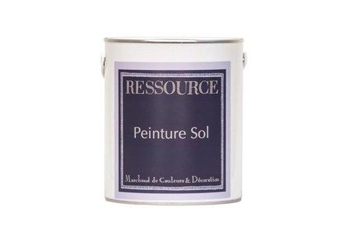 Ressource Peinture Sol