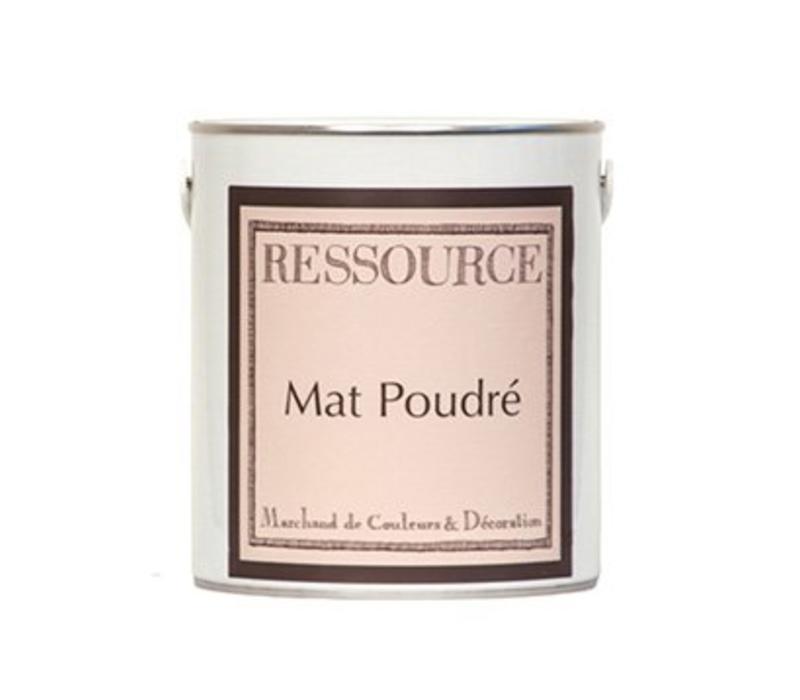 Super matte muurverf van Ressource Peintures
