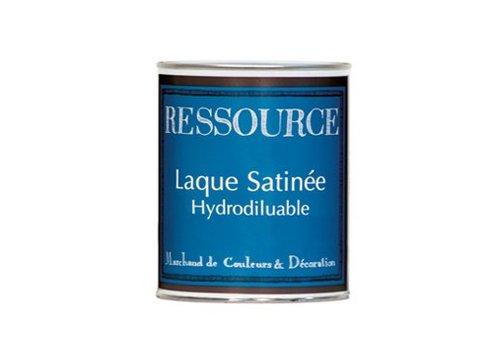 Ressource Laque Satinée Hydrodiluable