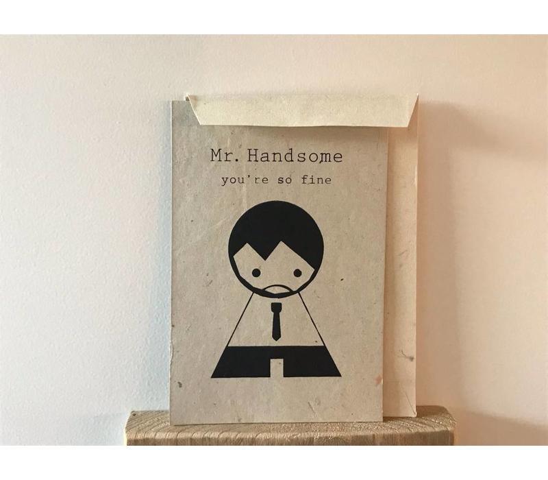 Mr. Handsome
