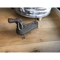 Teckel handmade ijzer
