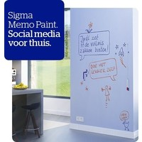 Sigma Memo Paint Kit