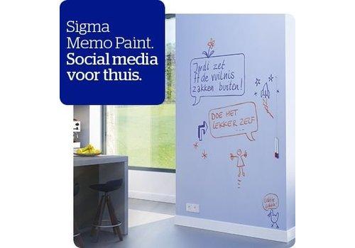Sigma Sigma Memo Paint Kit