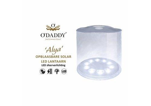 O'Daddy O'DADDY ALYA opblaasbare solar lamp