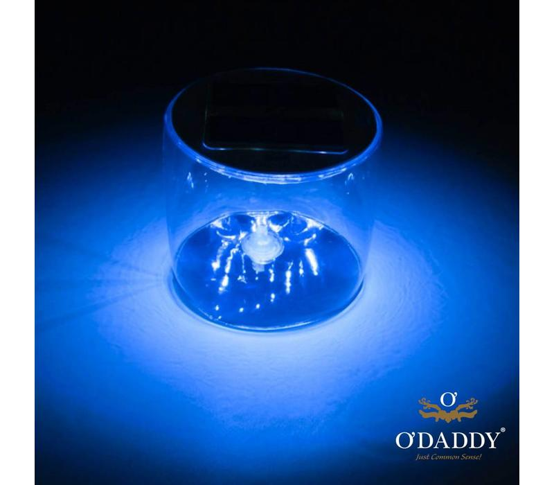 O'daddy ALYA opblaasbare solar lamp
