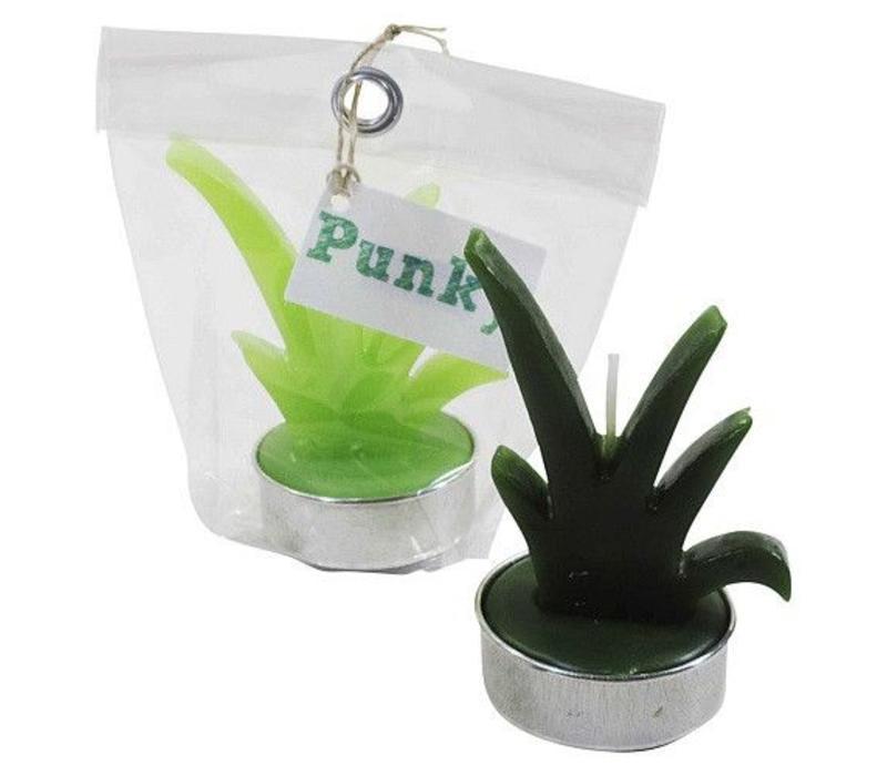 Cactus kaars Punky