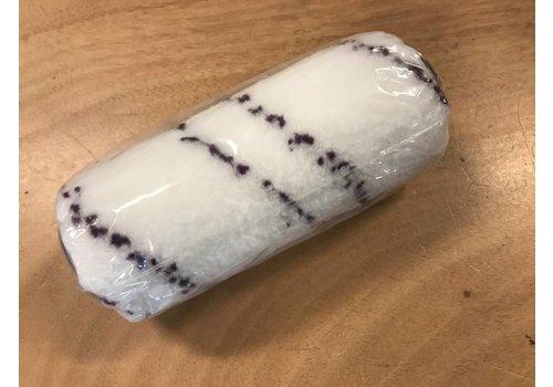 Vink verf Verfroller paarse draad 18cm