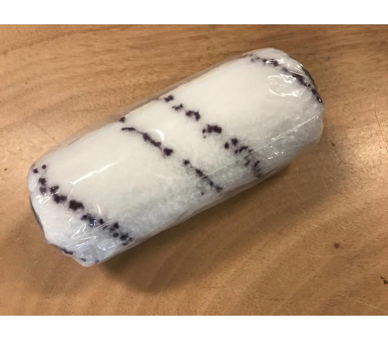 Verfroller paarse draad 18cm