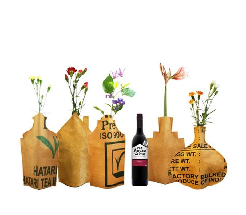 Botle Vase - Trapgevel