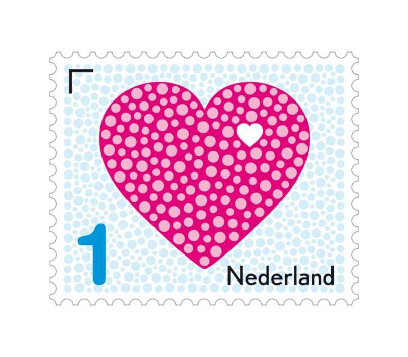 Postzegel 83cent