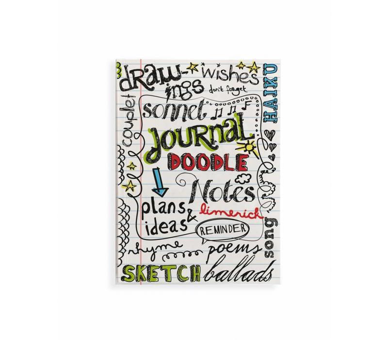 Notitieboek Handlett Doodle A6