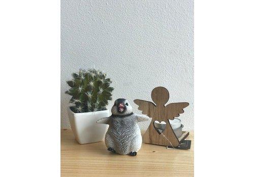 Van de Kaart Pinguïn