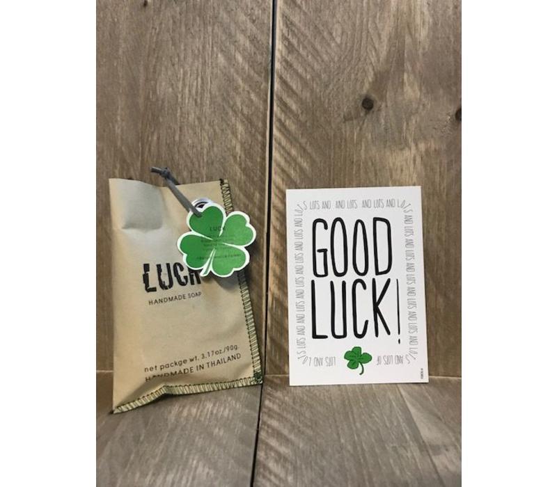 Kaartje Good luck