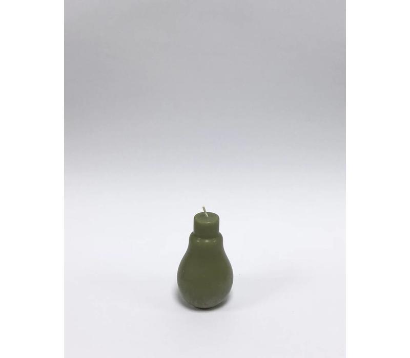 Palmoliekaars Bulb klein groen