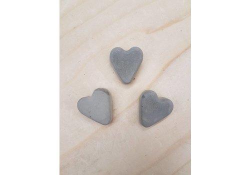 Bij Lien! Betonnen magneetjes (3 stuks)