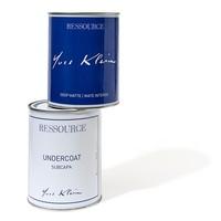 Verf voor wanden en houten ondergrond in Yves Klein Blue