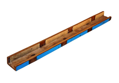 Otentic Fotoplank scrapwood 1meter