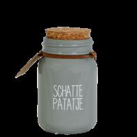 Soja kaars - Schatte patatje